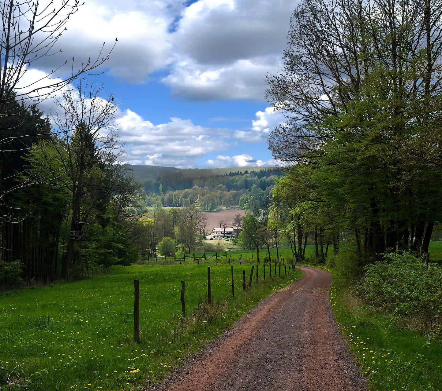 Wandern durch das schöne Thüringen