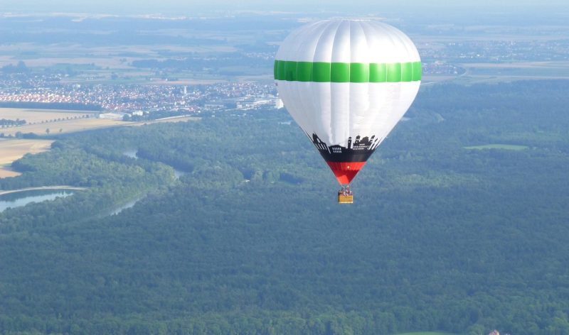 ballonfahrt in erfurt
