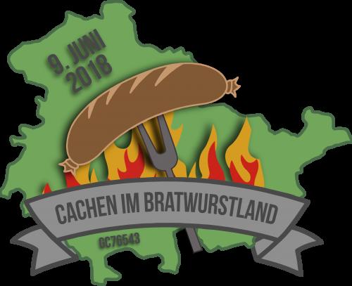 Cachen im Bratwurstland 2018
