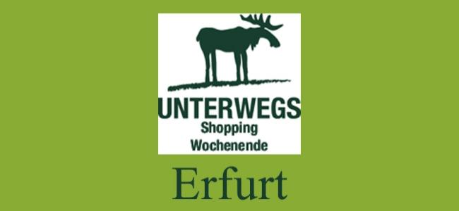Shopping Wochenende_verkaufsoffener Sonntag Erfurt